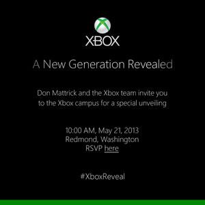 Invitation Xbox