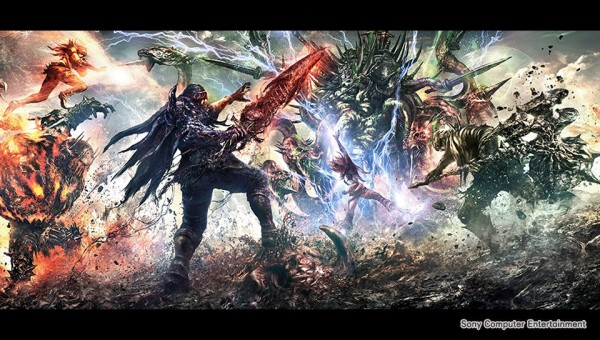 Soul Sacrifice Art