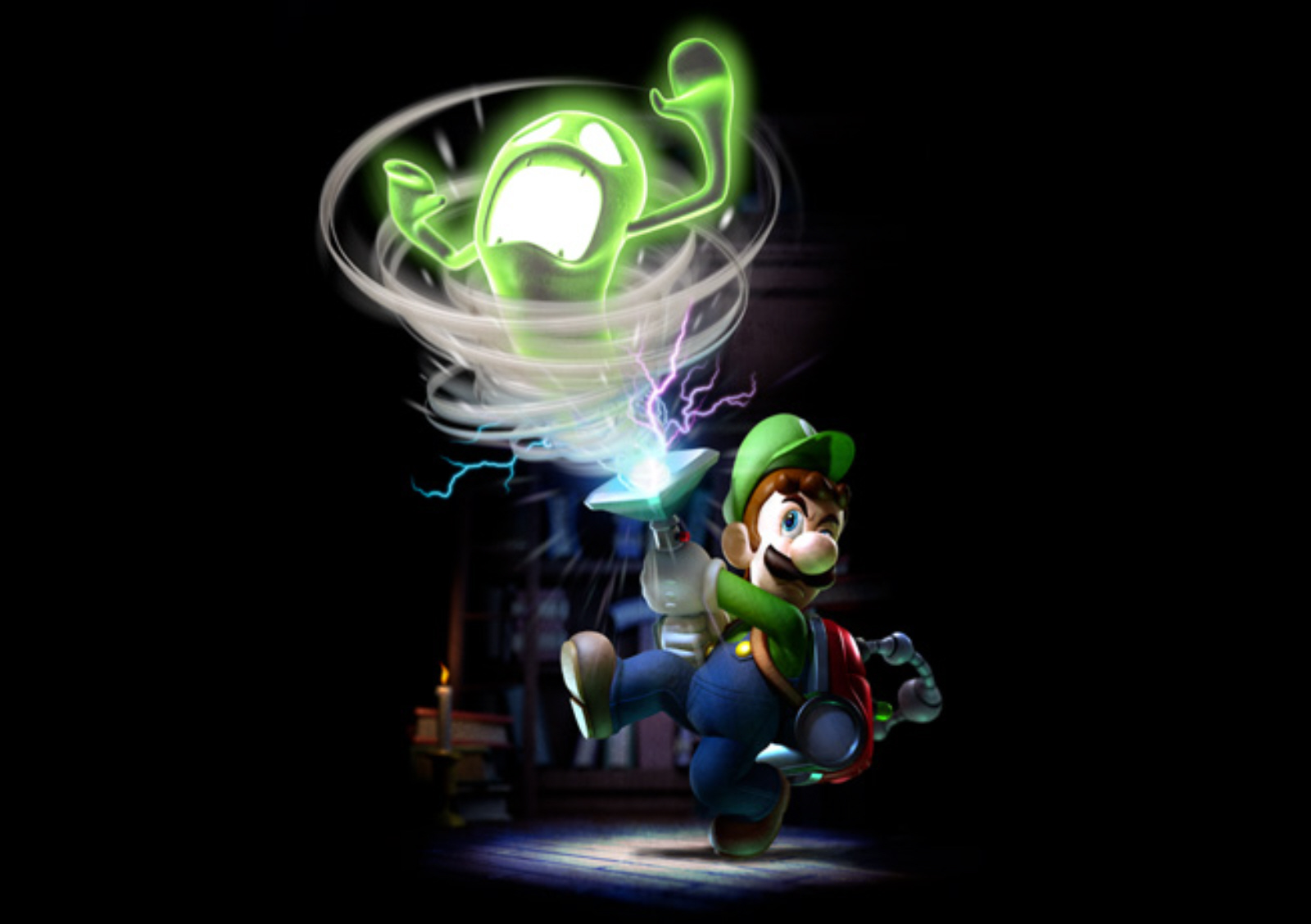 Luigi S Mansion 2 L Aspiration Du G 233 Nie Game Inferno