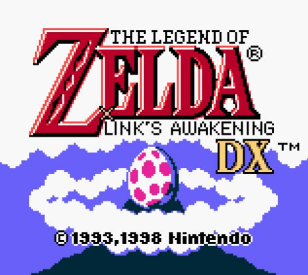 Zelda Link's Awakening - Opening - Edition DX