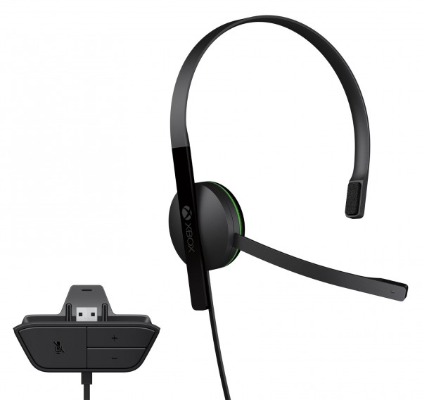 Micro-casque Xbox One