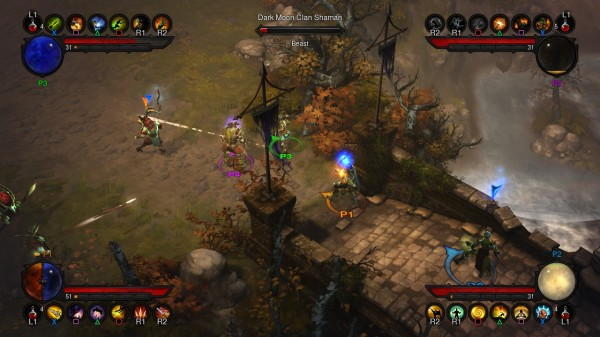Diablo III Screen