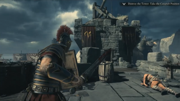 Ryse : Sons Of Rome
