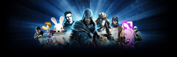 Ubisoft Sagas consoles
