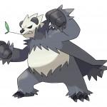Pandarbare art