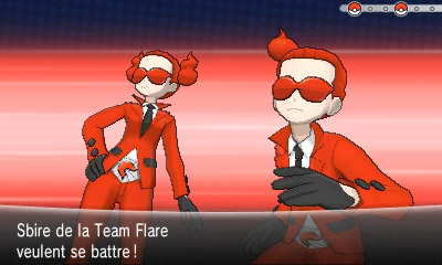 Opening Team Flare
