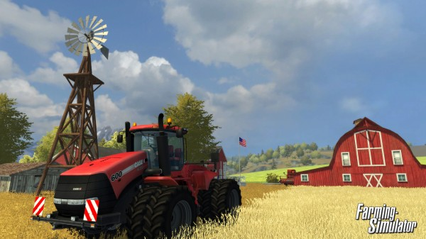 Farming-Simulator