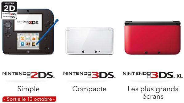 2DS collec