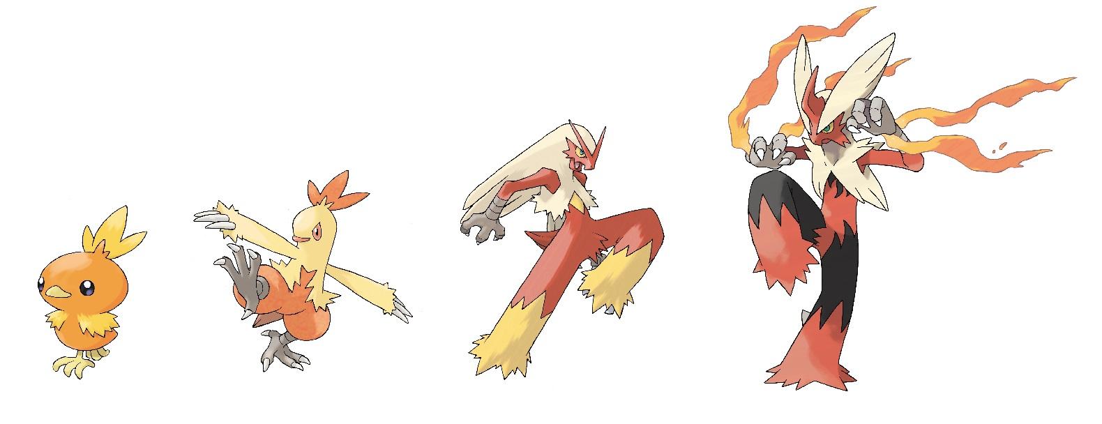 Poussifeu m ga bras gali game inferno - Pokemon evolution salameche ...