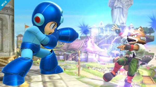 Megaman VS Fox