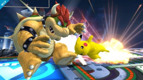 On allait pas conclure sans une image de Pikachu et Bowser.