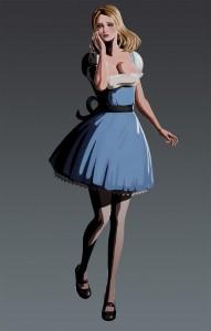 Alice aux Pays des Merveilles?