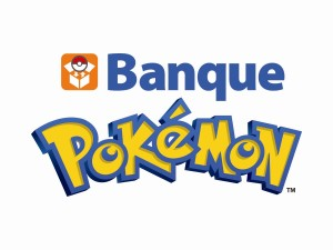 Banque Pokémon Logo