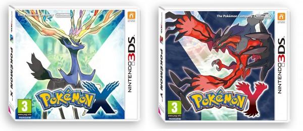 Les jaquettes des deux jeux et leur code couleur Bleu/Rouge