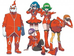 Team Flare Perfect