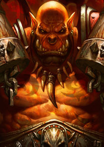 WANTED On recherche le vilain Garrosh mort ou vif
