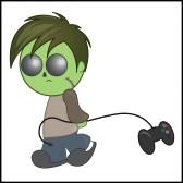 Zombie Gamer 1