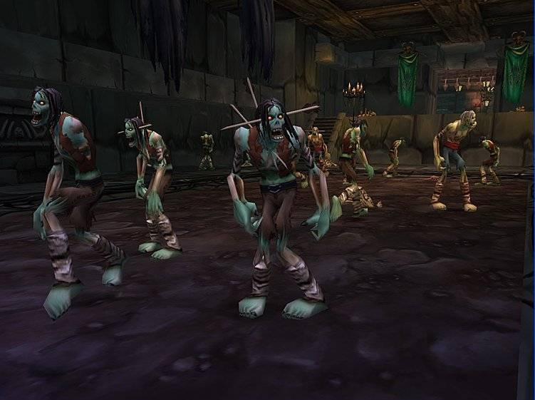 Zombie Gamer 2