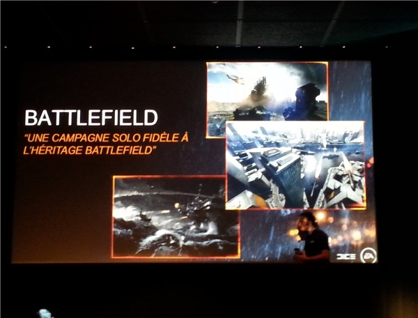 BF4 Story