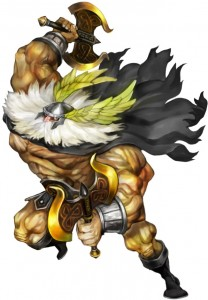 Dragon's Crown - Le Nain