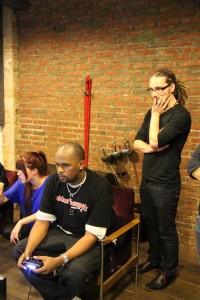 Séance concentration sur Assassin's Creed IV avec le Boss