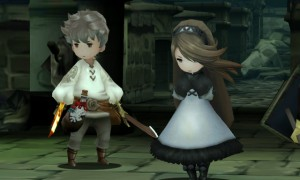 Bravely Default - Screen 2
