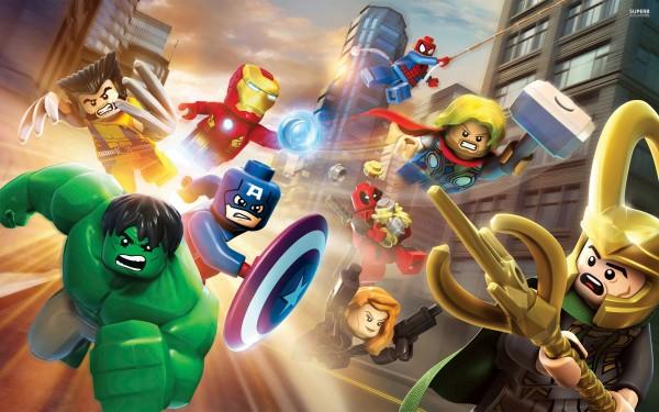 Lego Marvel 3