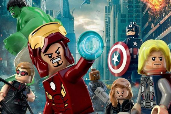 Lego marvel 1