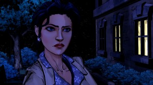 Test - The wolf among us - snow white