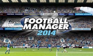 Couverture Football Manager 2014