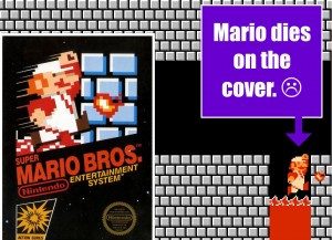 Super Mario Bros. - Epic Fail