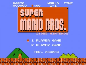Super Mario Bros. - Image 1
