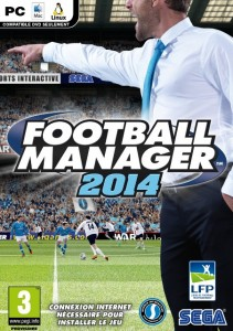 Football Manager 2014 - Jaquette