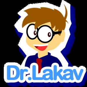 Interview Docteur Lakav - Logo