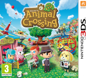 Animal Crossing New Life 3DS