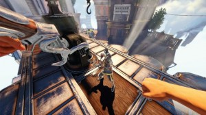Bioshock Infinite - Battle