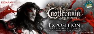 Castlevania 2 expo