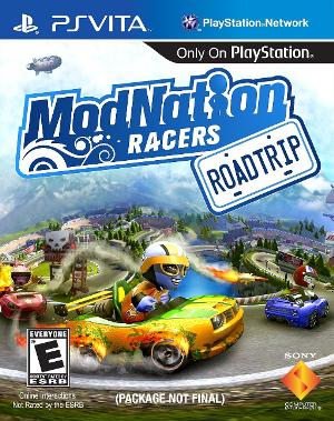 Mod Nation Racert
