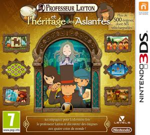 Professeur Layton et l'héritage des Asltantes 3DS