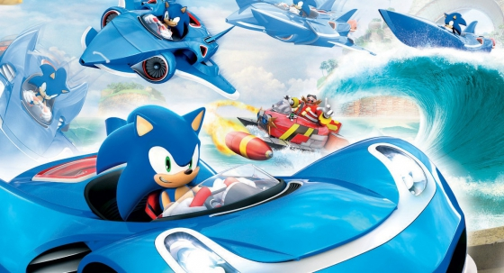 Sonic & Sega All Star Racing Transformed
