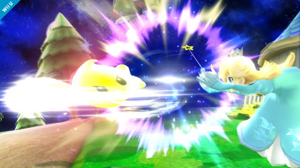 Super Smash Bros Harmony et Luma
