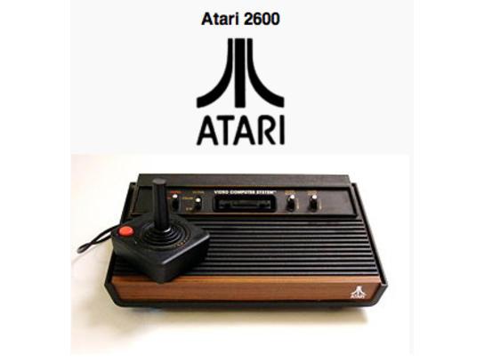 L'Atari 2600 à tester lors de ce rendez-vous