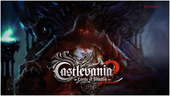 Castlevania LOS2 Title