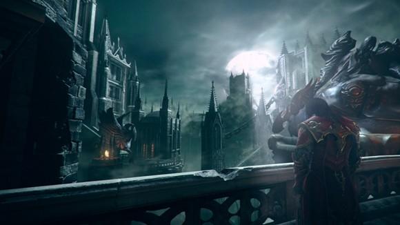 Le château et ses alentours ou l'âme du jeu