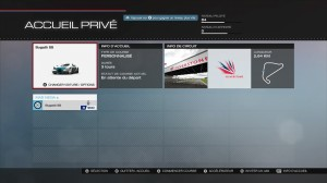 Forza 5 - Accueil privé multi