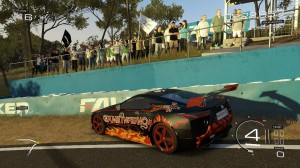 Forza 5 - Bac à sable LFA Game Inferno