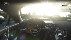 Forza 5 - Eblouissement Bugatti