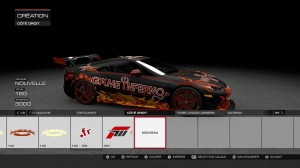 Lexus LFA - Game Inferno Edition en phase de finalisation