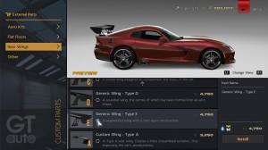 Gran Turismo 6 - Custom