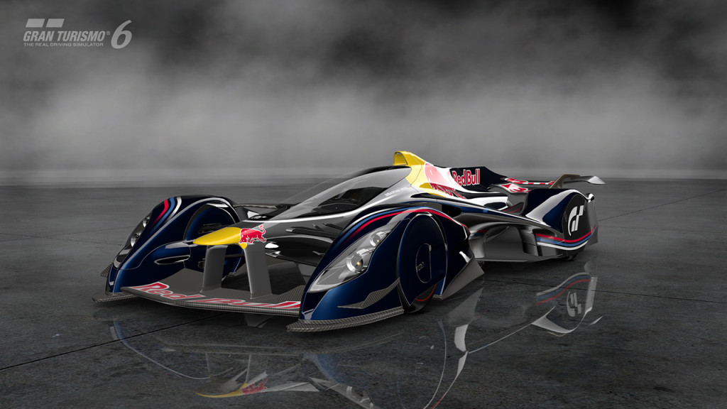 tests test gran turismo gt attachment red bull x